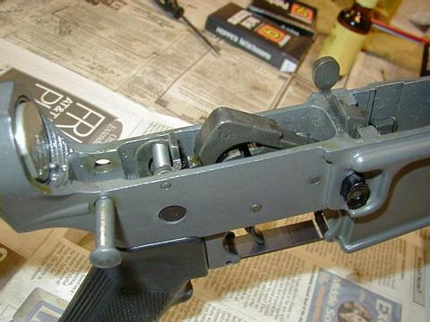 Modifications to an M16 Lower [Archive] - The Firing Line Forums